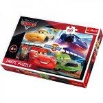 Пазли 15356 Trefl Переможець гонки, Disney Cars 3, 160 дет.