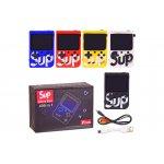 Ігрова приставка портативна CY2222 400 ігор, зарядне, 5 кольорів мікс, в коробці 20*14 см