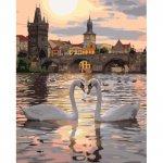 Картина по номерам - Романтична Прага (КНО4135) 40*50 см