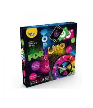 Настільна гра «Фортуно-Fortuno» 112 карт, Danko Toys, UF-02-01
