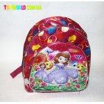 Рюкзачок для дошкільнят Принцеса Софія