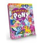 """Настільна розважальна гра """"Princess Pony"""" Danko Toys"""